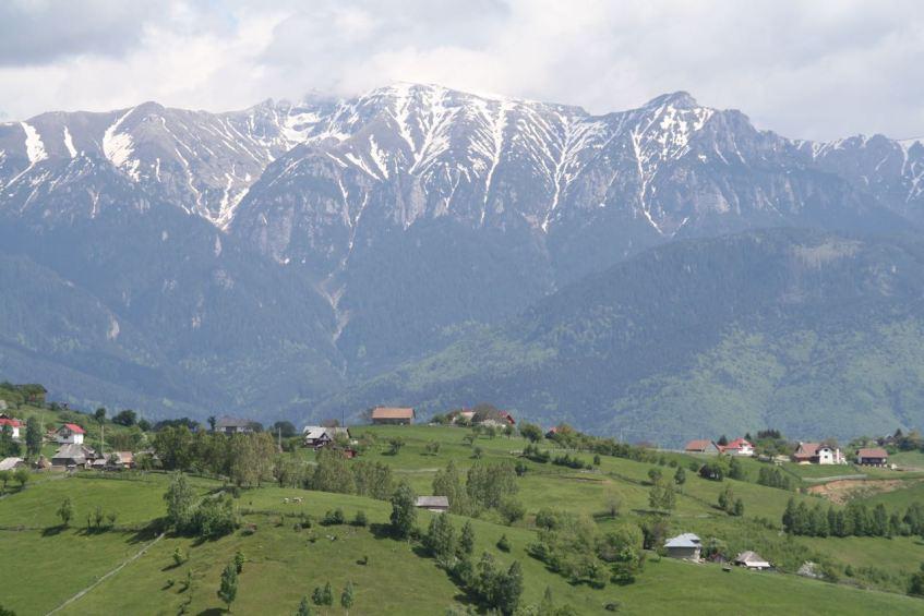 Transylvania, Magura, Bucegi, Carpathians, Romania