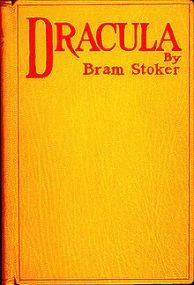 Dracula, Bram Stoker, first edition book, Transylvania