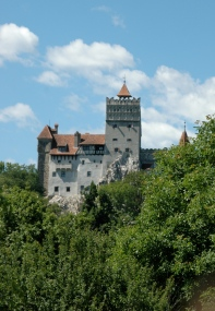 Bran Castle, Romania, Transylvania, tourist destination, Bran-Rucar