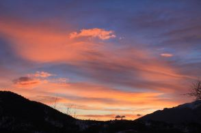 Dawn over Magura