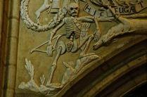 Halloween, skeleton, death, ghosts, ghouls, Transylvania